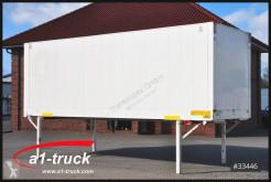 تجهيزات الآليات الثقيلة Krone WK 7,45, Textil, Zurrösen, Code XL, Doppelstock هيكل العربة صندوق عربة مقفلة مستعمل