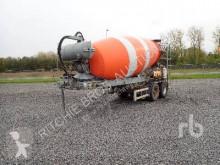 Przyczepa betonomieszarka Kumlin