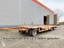 无公告全挂车 T 3 T 3, hydr. Rampen, Verbreiterbar auf 3m, Nur 5000km! 机械设备运输车 二手