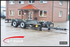 Прицеп грузовое шасси Schmitz Cargobull Mildner TJW 18 Tandem, Midi, Maxi, verzinkt