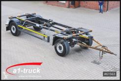 Remolque Schmitz Cargobull 20 x AWF 18, BDF Standard 7,45 chasis usado