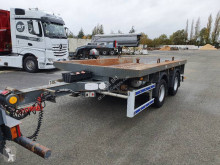 Trax hook arm system trailer Multibenne