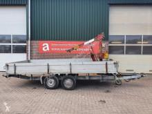 Snelverkeer trailer used flatbed