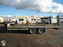 Ecim heavy equipment transport trailer E 11 TAF