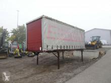 Kögel Kiste Savoyer Schiebegardinen ENCO 74 Wechselbrücke Schiebeplanen / Edscha