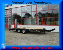 Möslein Neuer Tandemtieflader trailer used heavy equipment transport