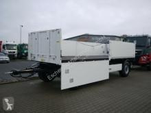 科罗尼全挂车 AZP18 Baustoff *2x verfügbar*, 6,90m innen, BPW 底盘 车厢挡板 二手