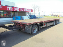 Pacton AXD 328 trailer used flatbed