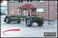 Aanhanger Schmitz Cargobull AWF 18, BDF Standard 7,45 tweedehands chassis