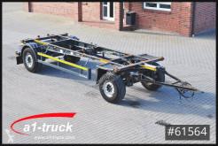 Rimorchio telaio Schmitz Cargobull 20 x AWF 18, BDF Standard 7,45