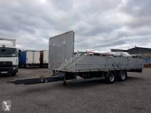 Trailor Plateau surbaissé 7m30 - 2 essieux trailer used dropside flatbed
