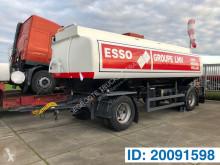 Remolque cisterna Stokota Fuel trailer