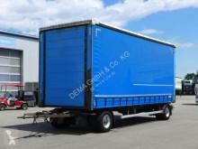 Wecon A 218 LZ/PR*Edscha*Hubdach*TÜV* trailer used tarp
