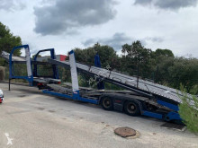 Remorca pentru transport autovehicule Lohr EUROLOHR PORTE 8