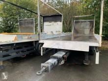 Schmitz Cargobull dropside flatbed trailer Anhänger Schmitz Cargobull Koffer