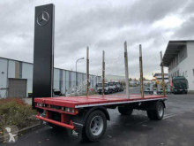 Timber trailer Pavic HPA20 Kurzholzanhänger NL 13.570kg
