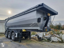 Kässbohrer construction dump trailer