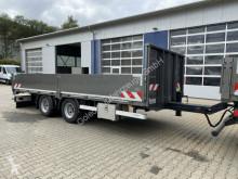 Fellechner MB22-N18 Anhänger Pritsche 2Achser trailer used flatbed