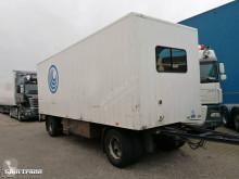 Remolque furgón Contar A 1010 LD MATERIAAL / SCHAFT AANHANGER