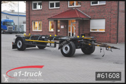 Remolque chasis Schmitz Cargobull AWF 18, BDF Standard 7,45 , TÜV 03/2021