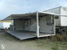 Plywood box trailer