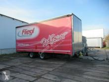 Fliegl Jumbo Durchlader Gradine Hubdach Typ TPS 180 trailer used tarp
