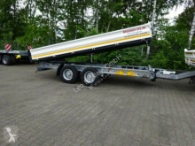 Möslein three-way side trailer Tandem Kipper Tieflader-- Neufahrzeug --