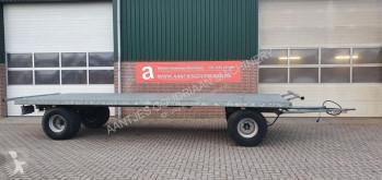 Remorque Verzinkte balenwagen 15 ton