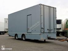 Remolque Burg BPM 00-20 TCZXX VAN BEURDEN WIPKAR DOORLAAD SYSTEEM frigorífico usado