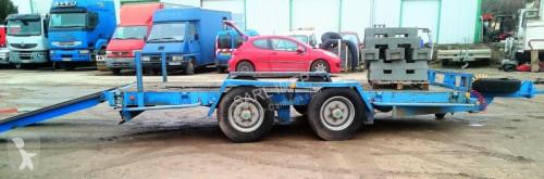 Verem heavy equipment transport trailer PR 60 DE