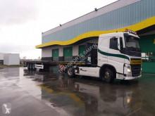 Kässbohrer dropside flatbed trailer SEMI PLATEAU EXTENSIBLE