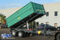 Remorque benne Oehler TKV 130, 12m³, 400/60-15,5 Bereifung