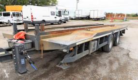Verem flatbed trailer PF150D PLATEAU STANDARD