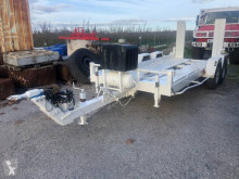 Moiroud 7 TONNES trailer used heavy equipment transport