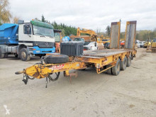 Castera heavy equipment transport trailer TS243B15