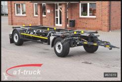 Remorque Schmitz Cargobull AWF 18, BDF Standard 7,45 châssis occasion