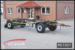 Remolque Schmitz Cargobull AWF 18, BDF Standard 7,45 chasis usado