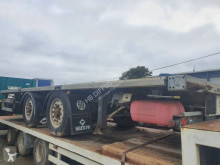 Samro flatbed trailer