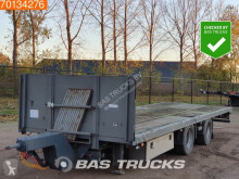 Pacton M2-001 Plateau trailer used flatbed