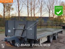 Pacton flatbed trailer M2-001 Plateau