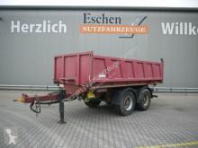 Remolque Carnehl CTK/S Anhänger, Trommelbremse, SAF, HU 07/21 volquete usado