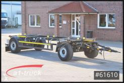 Schmitz Cargobull 20 x AWF 18, BDF Standard 7,45 trailer used chassis
