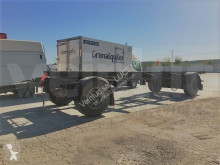 Leciñena A 7400 F N S 18 Tn trailer used chassis