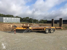 Gourdon PEB 111 trailer used heavy equipment transport
