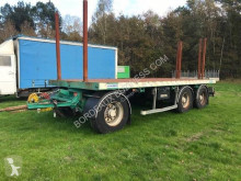 Kaiser trailer used straw carrier flatbed