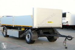 Wielton box trailer FOR BUILDING / L: 7 M / SAF /
