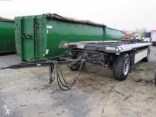 Remorque Schmitz Gotha Abrollcontainernanhänger ACF 18 Containeranhänger