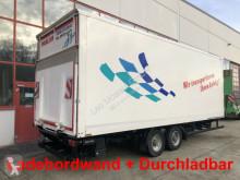 Remolque furgón Möslein Tandem Koffer, Ladebordwand + Durchladbar