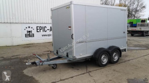Humbaur HK 203014-18S trailer used box