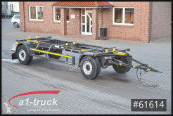 Schmitz Cargobull chassis trailer 20 x AWF 18, BDF Standard 7,45